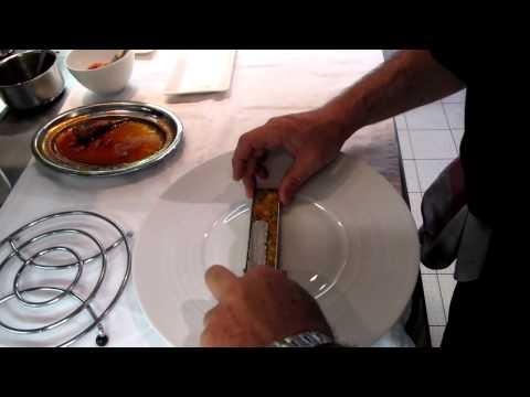 Executive Chef is cooking at Château de la Chèvre d'Or