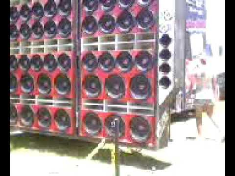 Caminhão Treme Treme em Porto Xavier - RS