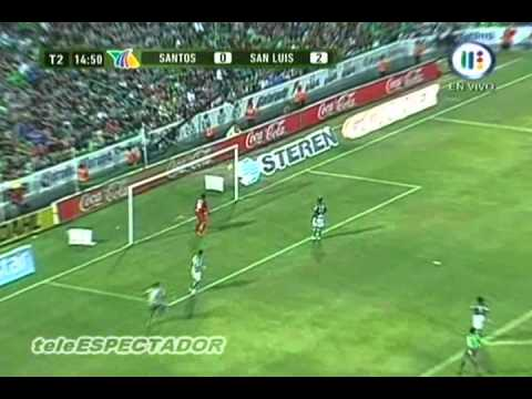 San Luis vs Santos