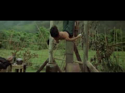 酔拳 Drunken Master - Training Scene