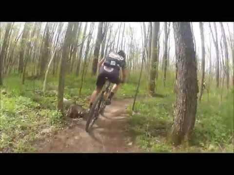 Michigan Mountain Bike Racing – 2013 Fort Custer Stampede Expert 30-39