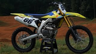 1. First Ride 2018 Suzuki RMZ450 - Motocross Action Magazine