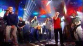 Asian Dub Fondation & Zebda - Police On My Back (The Clash Cover) - Live