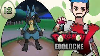 Pokémon Y Egglocke Part 12 | I'M A LUCARIO, MATE! by Ace Trainer Liam