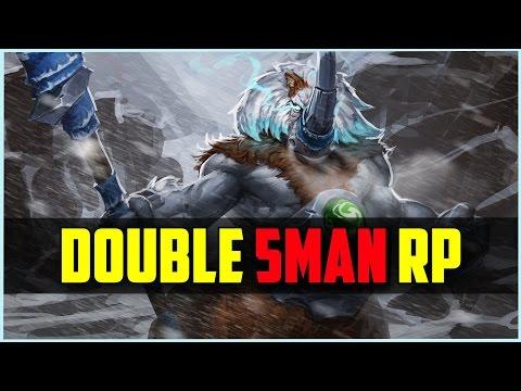 Empire.Resolut1on Double 5man RP vs Virtus Pro @ Dota Pit