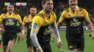 Hurricanes v Lions 2016 Super Rugby Final | Super Rugby Video Highlights