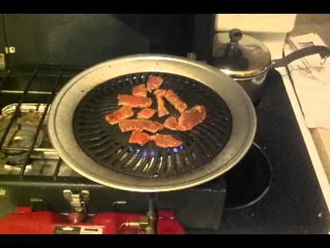 New stovetop grill