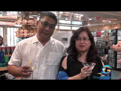Ferdinand and Jennifer Grand Celebration Cruise Testimonial