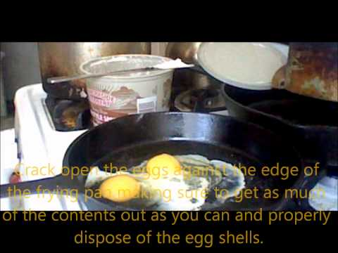 Cooking eggs with Firemasterlucky5
