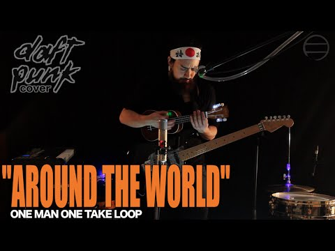 Samuraiguitarist Effortlessly Performs Every Track of the Daft Punk Song Around the