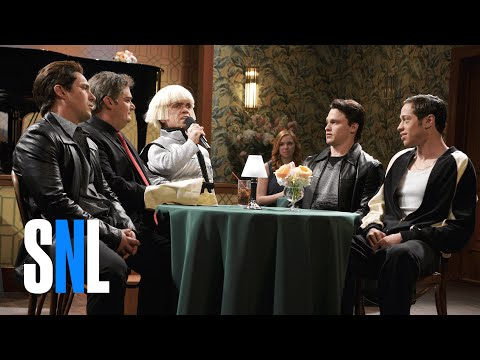 Mafia Meeting - SNL (видео)