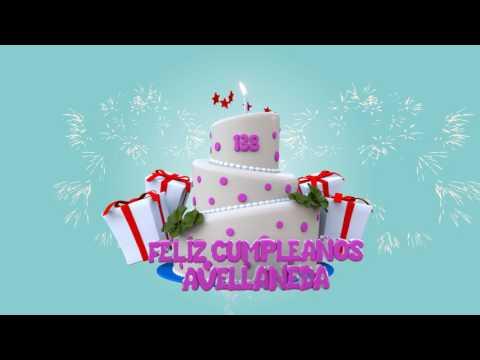 Feliz Aniversario Avellaneda