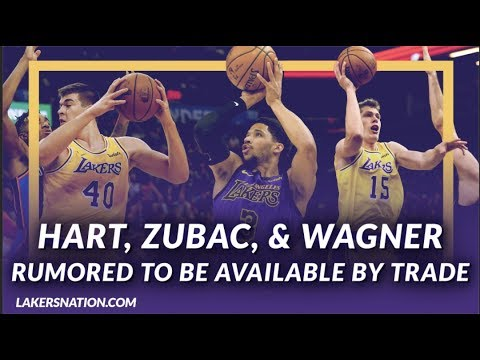 Video: Lakers News Feed: Lonzo Trade Rumors & Josh Hart, Ivica Zubac, & Moe Wagner Made Available By Trade