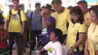 PWDs perform 'Kanlungan' in LP rally