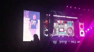 Video Eminem - My Name Is, The Real Slim Shady, Without Me - Squamish Music Festival 2014 MP3, 3GP, MP4, WEBM, AVI, FLV Juni 2018