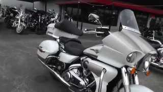 8. 007162 - 2013 Kawasaki Vulcan Voyager VN1700 - Used Motorcycle For Sale