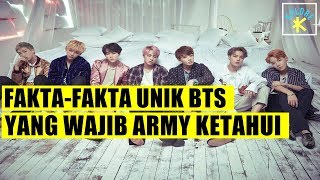 Video FAKTA-FAKTA UNIK BTS YANG WAJIB ARMY TAU! MP3, 3GP, MP4, WEBM, AVI, FLV Maret 2018