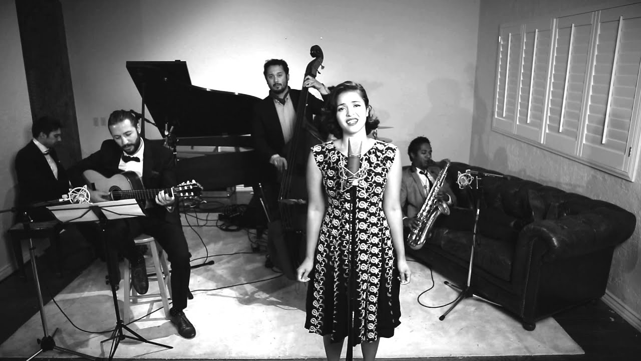 "Someday – 1941 ""Casablanca""-style The Strokes Cover ft. Cristina Gatti"