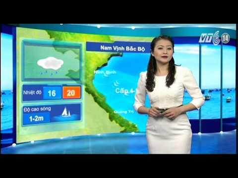 VTC14_Thời tiết Biển ngày 09.03.2014