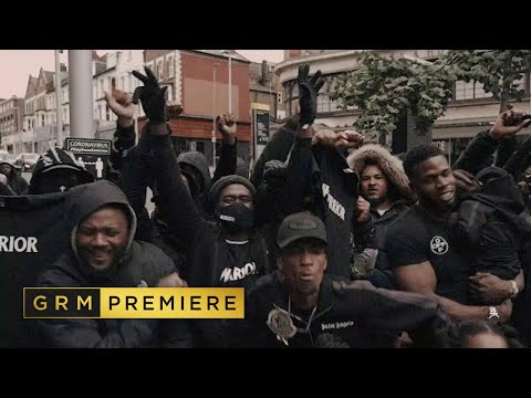 WRECKER x BIGGAPICTURE – Warrior [Music Video] | GRM Daily