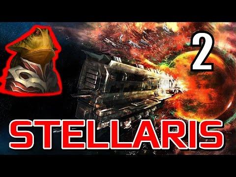 STELLARIS (Адамс, Безумие) - Пожирающий рой - ГЕНОЦИД ЗЕМЛЯН!