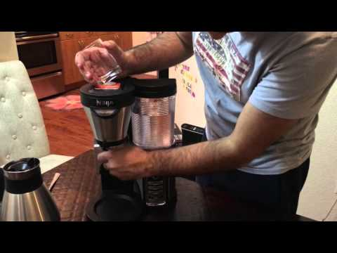 Ninja Coffee Bar Brewer CF087 REVIEW AND UNBOXING