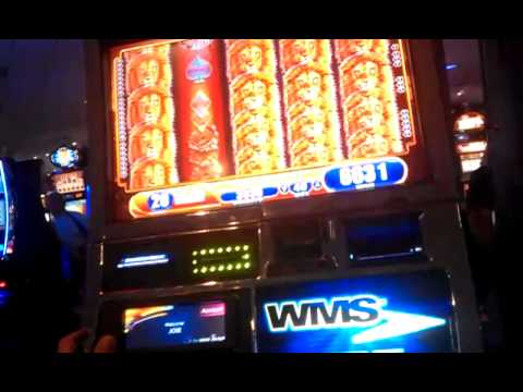 King of Africa Africa slot machine bonus big win