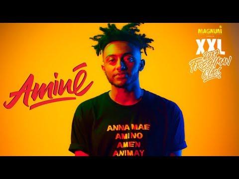 Aminé Freestyle – 2017 XXL Freshman