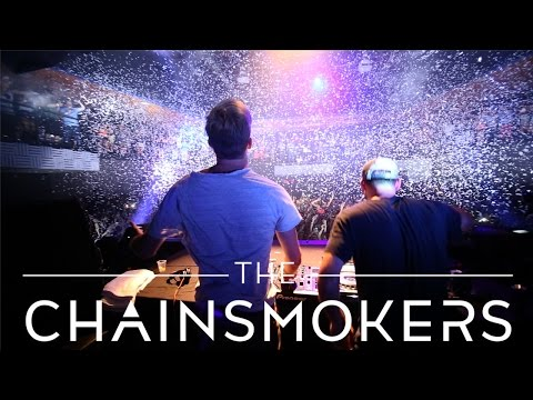 The Chainsmokers Aftermoive – Houston
