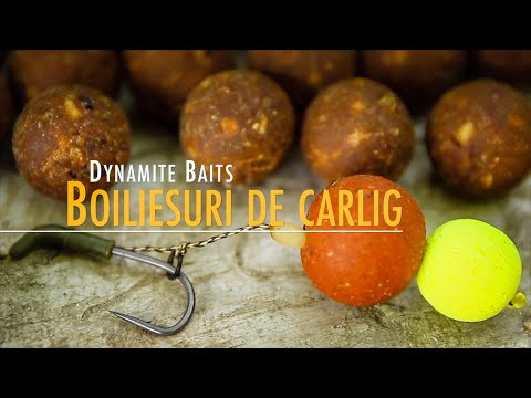 Dynamite Baits - Boiliesuri de carlig
