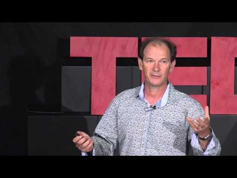 Waiter, there is a gene in my soup!: Jimmy Botella at TEDxUQ