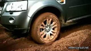 Land Rover Freelander 2 Off Road