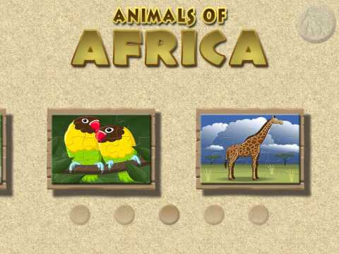 Video of Animals of Africa