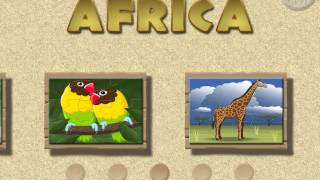 Animals of Africa YouTube video