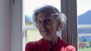 """Chiara Fiorini,"""" Filo verde"""", Atelier Titta Ratti, Malvaglia (TI), 2019"""