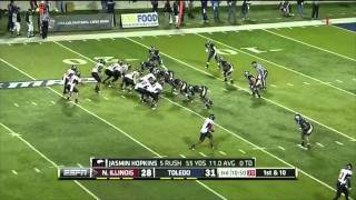 Chandler Harnish vs Toledo 2011