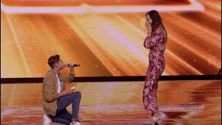 Video Sam Not Only Gets Yes From Judges, But From His Girlfriend As Well | Boot Camp | The X Factor UK 201 MP3, 3GP, MP4, WEBM, AVI, FLV Oktober 2017