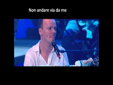 , title : 'Non andare via da me - Gigi D'alessio'
