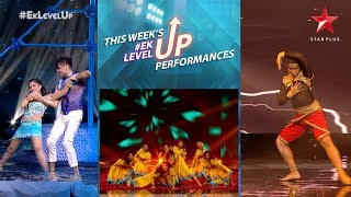 3 different dance styles, but one outcome- dance going Ek Level Up! Keep tuning into Dance+ 3, Every Sat-Sun at 8pm, only on STAR PLUS!