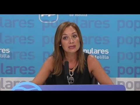 Gras respeta la concentración ciudadana por la seguridad de Melilla.
