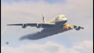 Airplane 'a380'