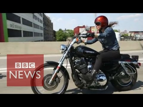 New York: Female-only biker club only for Woman's