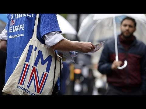Brexit: Υπέρ του «Μένουμε» Τζορτζ Σόρος και Ντέιβιντ Μπέκαμ