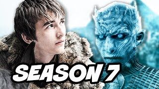 Game Of Thrones Season 7 Episode 1 Valyrian Sword Theory. Bran Stark, Meera and The Bloodraven's Targaryen Blade Dark Sister and Book History Explained ► htt...
