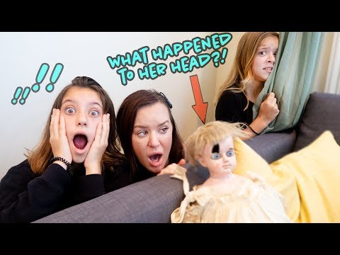 SHE MADE US PLAY HIDE AND SEEK!! DoLL MaKER  [EP. 3]