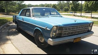 Subscribe to my channel!- http://bit.ly/2jH1GkMI don't do a lot of classic cars- but whenever I do I absolutely love it. This Ford Galaxie was about it when the owner decided to drive 14 hours for this video review! It drives insanely smooth, and it's a very forgotten car in the industry. Thanks for watching! New shirts!- https://shop.studio71us.com/collections/david-patterson2nd channel!- https://www.youtube.com/channel/UCN4-H8Kzio2pQXuMEEACy1gFollow me on wheelwell for QNA questions!  https://wheelwell.com/profile/559b2512c75d6981233bec40/garage/Key Tags- https://motoloot.com/collections/that-dude-in-blue-lootSnapchat!- DJP4Twitter- @thatdudeinblueFacebook- https://www.facebook.com/thatdudeinblue/?fref=tsNew decals!- http://spinnywhoosh.com/thatdudeinblue/Stay awesome. Drift into blue squad and subscribe!Songs used and artists- Check out Chuki Beats! -https://www.youtube.com/user/CHUKImusic