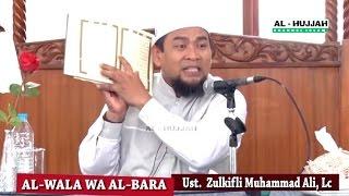Ust. Zulkifli Muhammad Ali, Lc Ungkap Siapa Sebenarnya Ahok, Nusron Wahid, Syafi'i Ma'arif