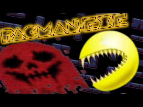 PACMAN.EXE - AMAZING PAC-MAN HORROR GAME!