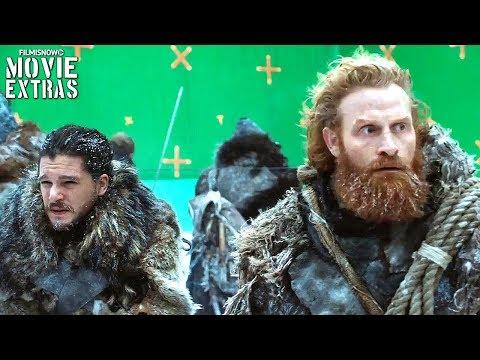 Game of Thrones 'The Frozen Lake' Season 7 Inside Look (2017)