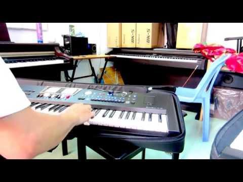 Đàn Organ Lk Dj Cực Mạnh Roland BK9
